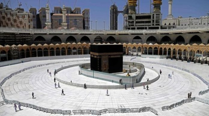 Saudi Arabia 2020 Hajj Allowed only for within Country