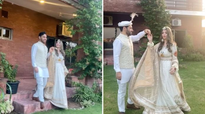 Singer Haroon Rashid, finally ties the knot