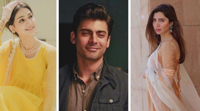 Fawad, Mahira Khan and Madiha Imam to star in upcoming 'Neelofer' Movie