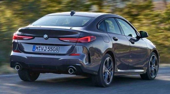BMW Rear Look