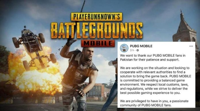 PUBG Corporation Thanks Fans For Support amidst The Ban in Pakistan