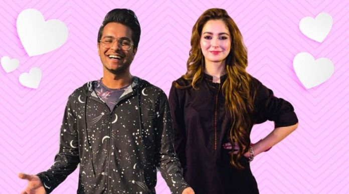 Hania amir reveales they are not in relationship