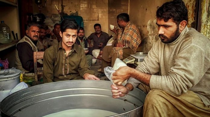 Karachi milk price increased up to Rs120 per kg