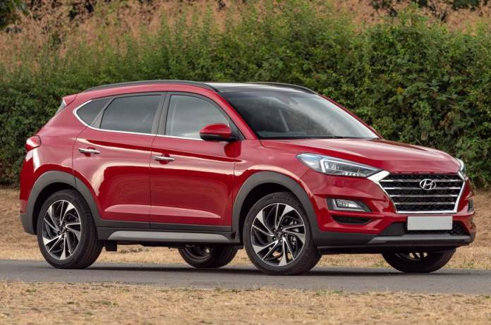 Hyundai TUCSON: Launched by Hyundai Nishat Motors in Pakistan's first Digital Event ever