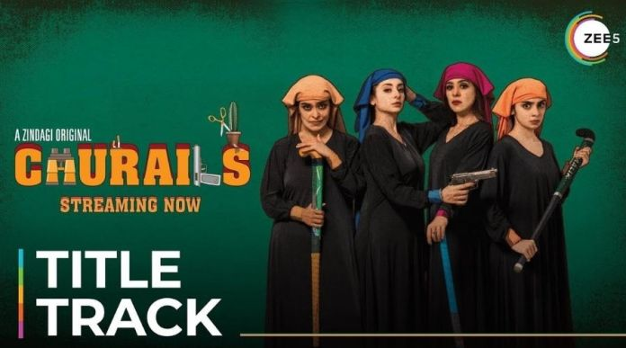 Churails Original Soundtrack is now released by ZEE5 Global