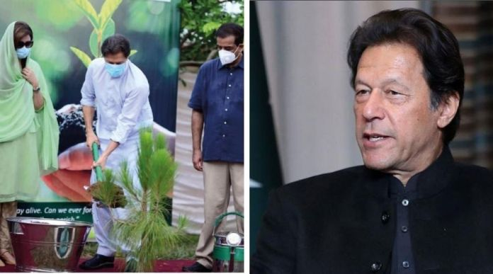 PM Imran Khan launches the biggest tree plantation campaign across country