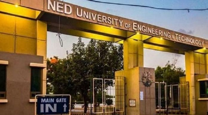 NED University revised its Admission Policy amid the COVID-19 Pandemic,