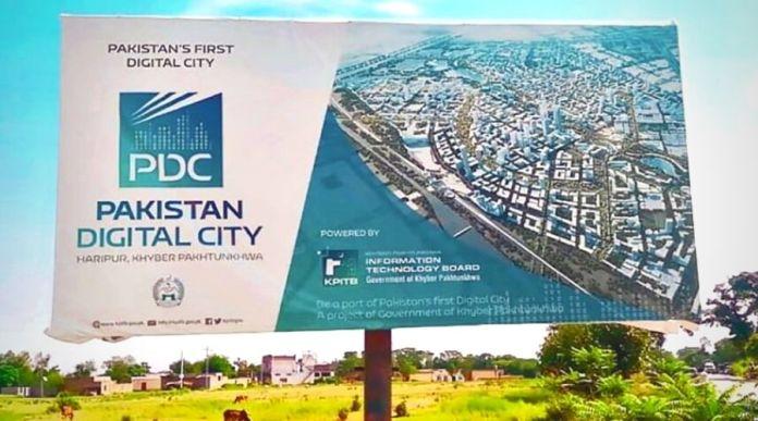 Pakistan first Digital City in KPK to create 30,000 Job opportunities