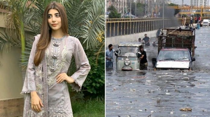 Urwa Hocane gets trolled for Blaming people of Karachi for the devastating situation after Rain