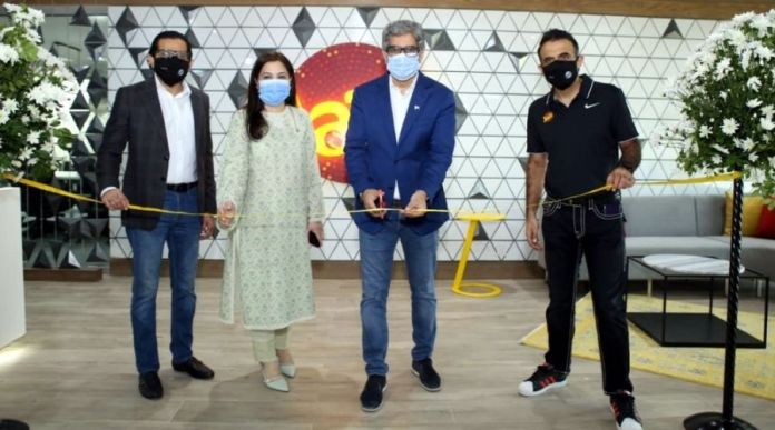 Jazz inaugurates its New Digital House in Karachi