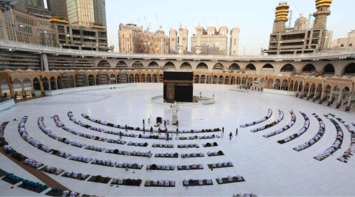 Saudi Arabia will resume Umrah Pilgrimage starting Oct 4