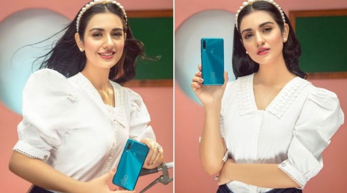 Sarah Khan becomes Brand Ambassador of Alcatel's latest phone 1SE: Phone Specs, Features & Price in Pakistan