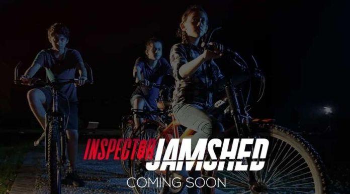 Inspector Jamshed: Ishtiaq Ahmed's Popular Novel turns into a Web Series