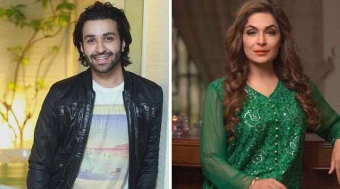 Meera and Azfar Rehman paired up for upcoming Short Film