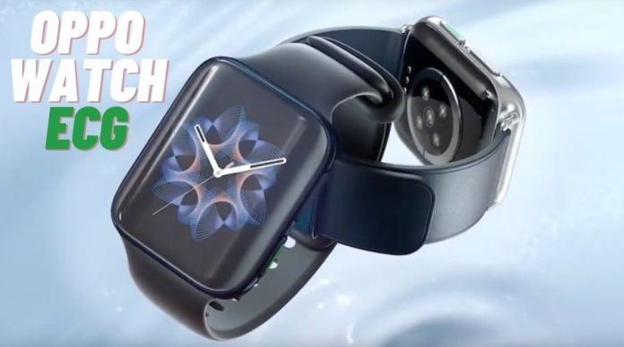 OPPO Watch ECG Edition to release Globally on 24 September