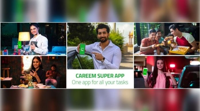 Careem released a New Global Super App Campaign
