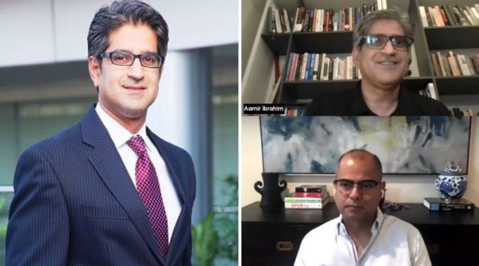 Jazz CEO Aamir Ibrahim asked the overseas Pakistanis to supporting local startups