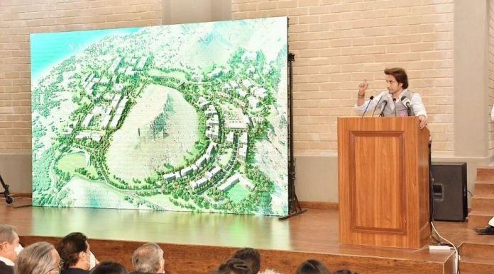 PM Imran Khan nominates Ali Zafar as Ambassador of Namal Knowledge City