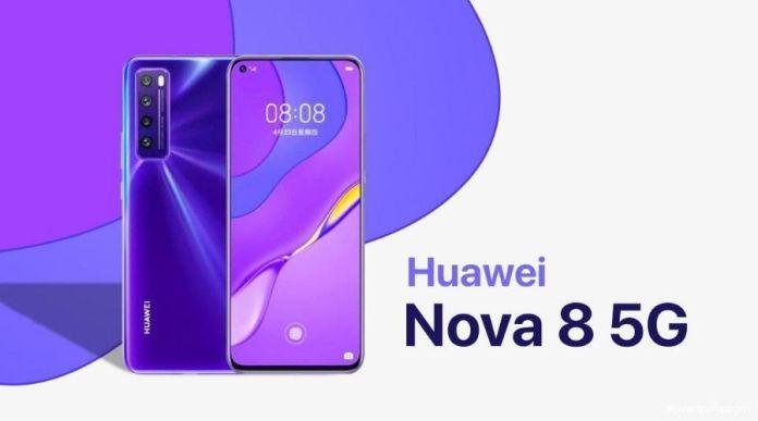 Huawei Nova 8 Series Leaked Price, Specs, Features in Pakistan