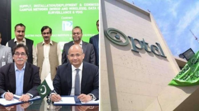 PTCL assigned Turnkey ICT contract to activate Smart Campus at PAF-IAST