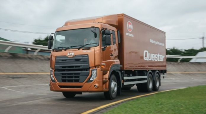 Volvo's UD Quester Trucks to Launch in Pakistan
