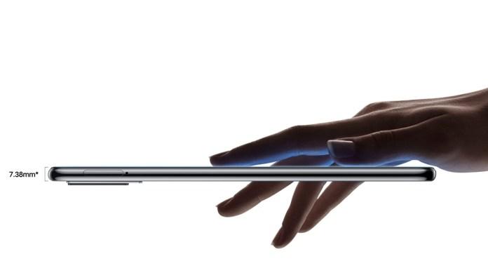 vivo v20 ag glass technology