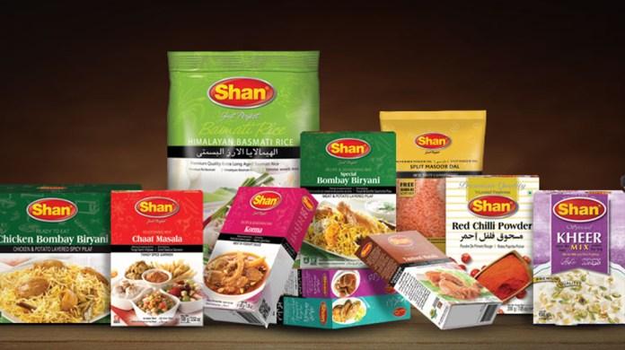 Top 10 Shan Masala recipes