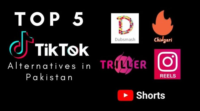 Here are 5 TikTok Alternatives in Pakistan You should Try
