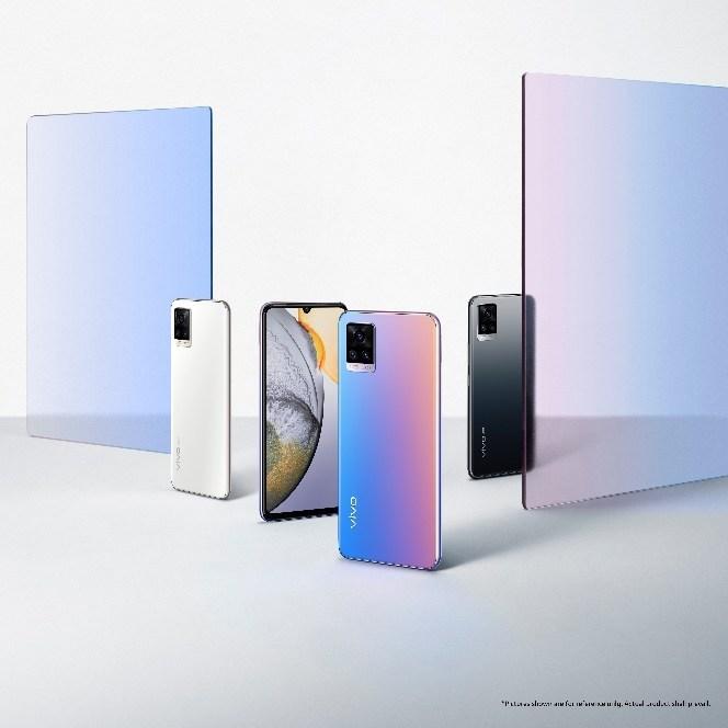 Vivo V20 Design