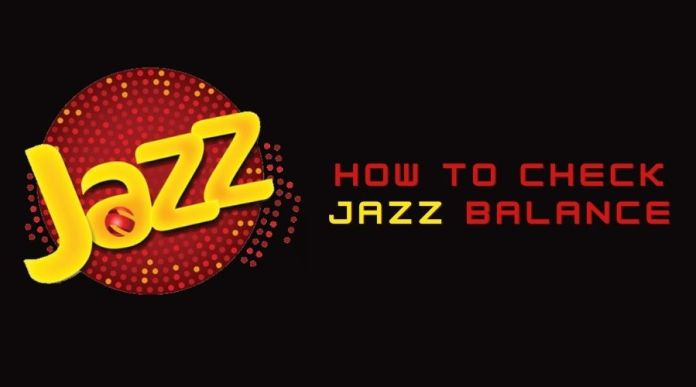 How to Check Jazz remaining Balance