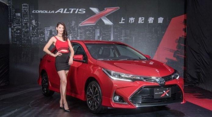 Toyota Pakistan to Launch Corolla X in January 2021