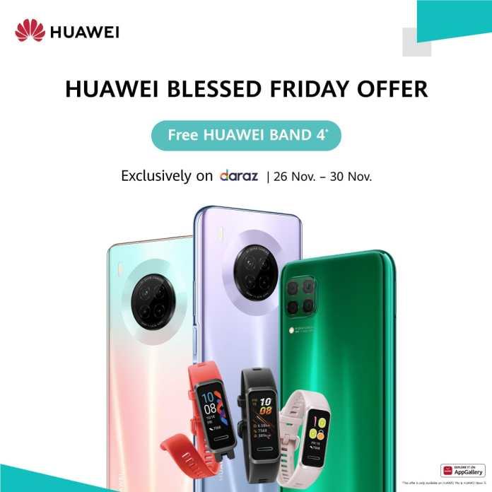 Huawei Black Friday Sale