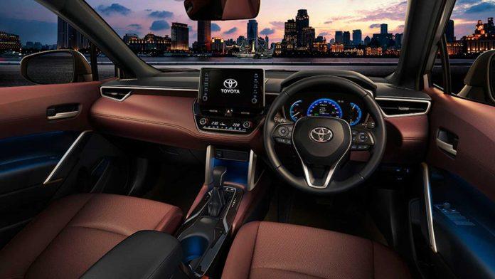 Toyota Corolla Cross Interior