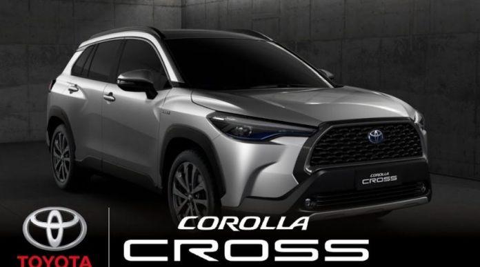 Toyota Corolla Cross Price, Specs & Features in Pakistan