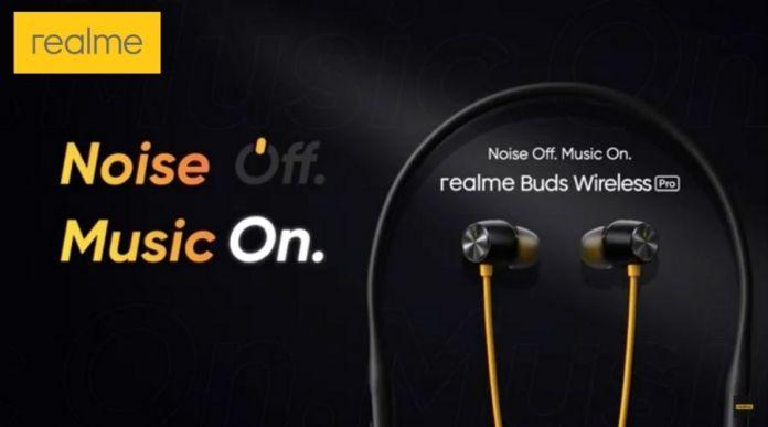 Realme to launch new smart audio 'Realme Buds Wireless Pro'