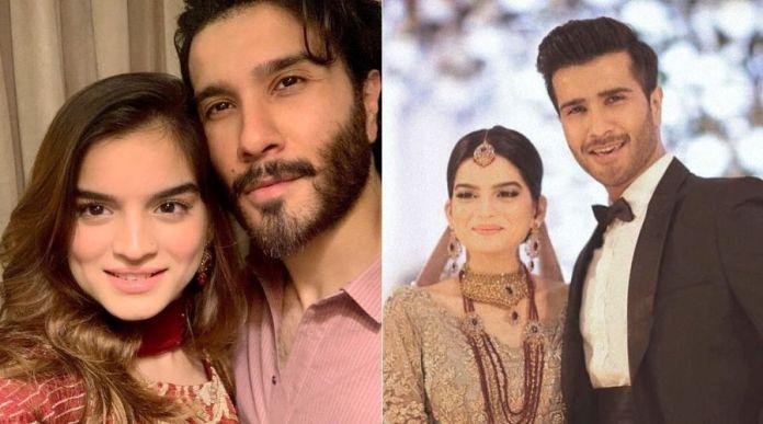Feroze Khan & Alizey Sultan Getting Divorced?