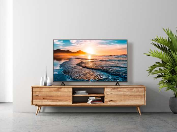 TCL UHD TV P615 fig 1
