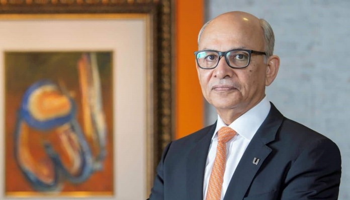 Ufone CEO Rashid Khan Died