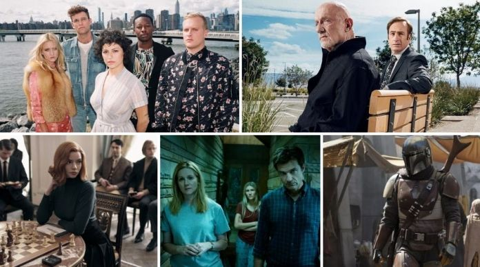 Top 10 TV Shows of 2020