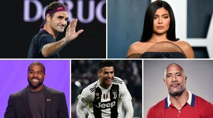 Top 10 Highest Paid Celebrities of 2020