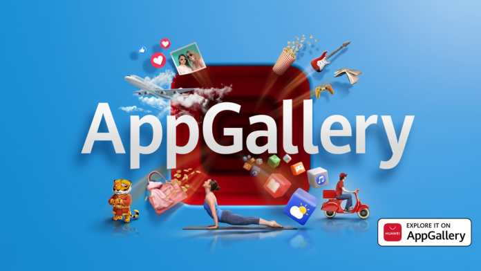 Top 3 Free Apps Huawei AppGallery
