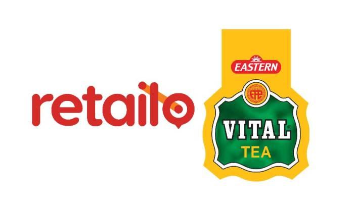 Retailo partnered with Vital Tea