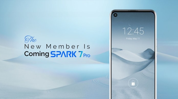 TECNO to Launching Spark 7 soon in Pakistan!