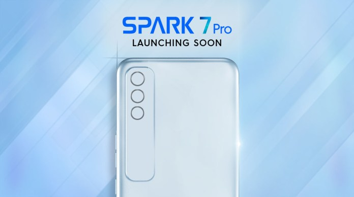 TECNO Spark 7 Pro announced to be a gaming phone with G80 MediaTek Processor and 90Hz refreshing rate