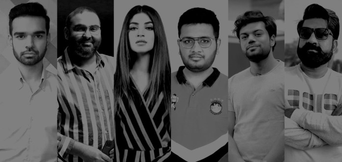 realme Influencer Roundtable experts