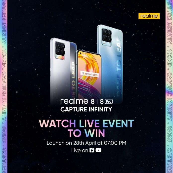 The all new realme 8 Series Wins Accolades at the 'Influencer Roundtable'
