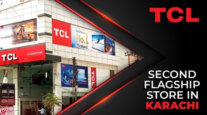 TCL Pakistan Opens Second Flagship Store in Karachi