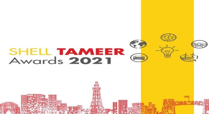 shell tameer award 2021