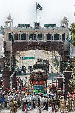 Wagah | Pakistanis for Peace
