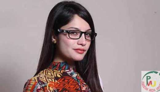 Actress neelam muneer